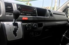 Almost brand new Toyota HiAce Petrol 2015