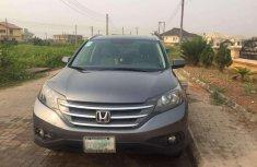 Almost brand new Honda CR-V Petrol 2013