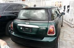 Mini Mini 2009 Petrol Automatic Green for sale