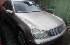 Mercedes-Benz C320 2001 Automatic Petrol ₦1,700,000