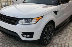 Land Rover Range Rover Sport 2014 Automatic Petrol ₦22,500,000