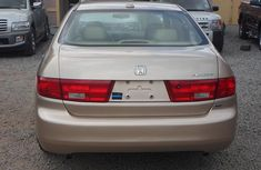 Clean  2005 Honda Accord end of discussion for sale