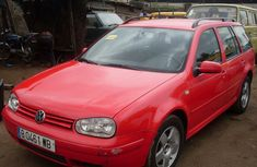 Volkswagen Golf 2004 wagon for sale
