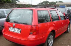 2004 Volkswagen Golf 4 wagon  for sale