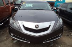 Clean Acura ZDX 2010 Grey for sale