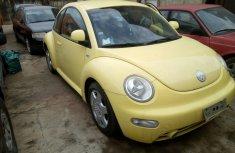 Volkswagen Beetle 2000 Yellow for sale