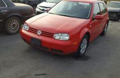 Volkwasgen Golf 2003 For Sale