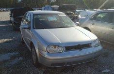 2002 Volkswagen Golf 4 in good condition for sale