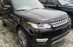 Land Rover Range Rover Sport 2015 Petrol Automatic Black