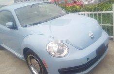 Volkswagen Beetle 2013 Automatic Petrol ₦6,000,000