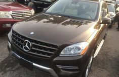 2015 Mercedes-Benz ML350 Automatic Petrol well maintained for sale