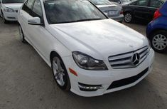 Well kept Mercedes Benz C350 2011 for sale