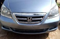 Honda Odyssey 2006 Petrol Automatic Blue for sale