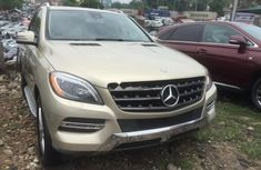 Almost brand new Mercedes-Benz ML350 Petrol 2011 FOR SALE