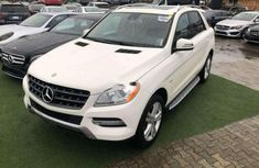 2012 Mercedes-Benz ML350 for sale