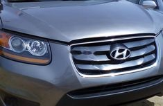 Hyundai Santa Fe 2011 Petrol Automatic Grey/Silver