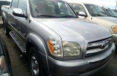 Toyota Tundra 2005 Automatic Petrol ₦5,500,000