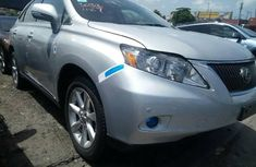 2013 Clean direct tokumbo Lexus Rx350 for sale