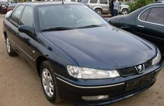 Neatly used Peugeot 406 2004 model for sale