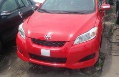 2010 Toyota Matrix, Direct Tokumbo. FOR SALE