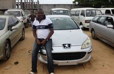 Clean Peugeot 407 2006 for sale