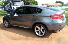 BMW X6 2011 Gray for sale