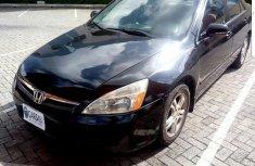 Honda Accord 2007 Black for sale