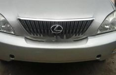 Almost brand new Lexus RX Petrol 2005