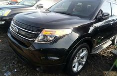 Ford Explorer 2011 Petrol Automatic Black