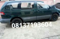 Toyota Sienna 2000 Blue for sale
