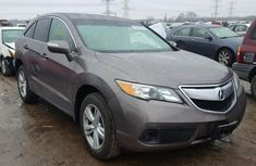 2013 Acura Rdx in a cheaper rate