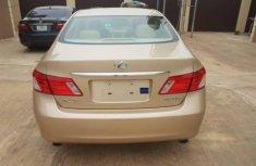 Clean Lexus ES300 2012 for sale