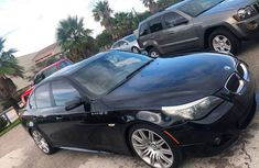 2008 BMW 5 Series 550i FOR SALE