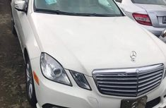 Mercedes Benz E350 2011 for sale