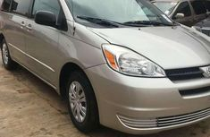 Toyota Sienna 2005 ₦2,400,000 for sale