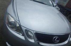 Lexus GS 2008 Automatic Petrol ₦4,500,000