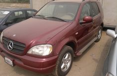 2004 Clean  Mercedes Benz ML320 for sale