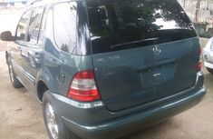 2014 Clean Mercedes Benz Ml320 for sale