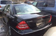 Good used 2004 Mercedes Benz C240 for sale
