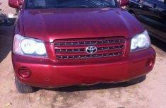 Nice Toyota Highlander 2006 for sale