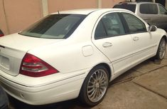 2004 Clean Mercedes Benz C240 for sale