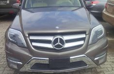 Clean Mercedes Benz Glk 350 4matic 2013 Model For  sale
