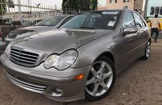 2004 Clean Mercedes Benz C320 for sale
