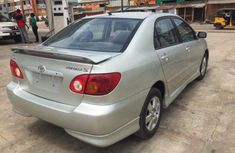 Clean 2002 Toyota Corolla for sale
