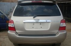 2006 Model Toyota Highlander Limited for sale