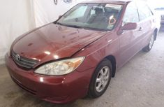 Tokunbo 2002 Toyota Camry (Bid Daddy) For Sale