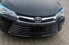 2015 Black Toyota Camry for sale