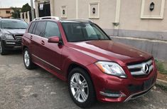 Tokunbo 2013 Mercedes Benz Glk350 4matic - Autos FOR SALE