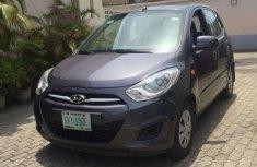Hyundai i10 2013 Petrol Automatic Grey/Silver