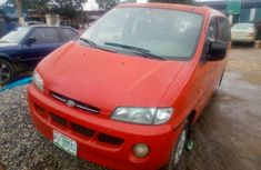 Hyundai H1 2005 Petrol Manual Red for sale